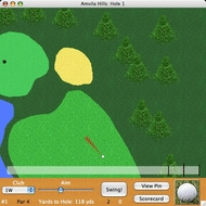 Screenshot 3 for KGA Golf