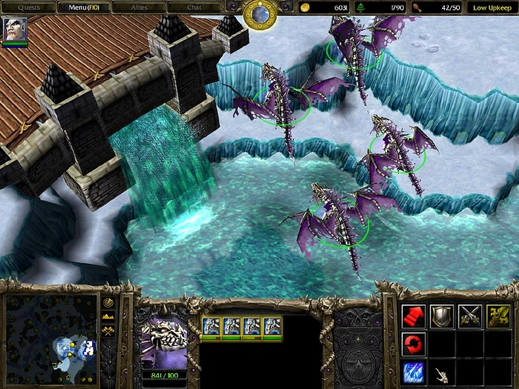Can't Install Warcraft III: The Frozen Throne - Blizzard ...