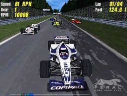 Screenshot 2 for F1 Championship Season 2000 Updater