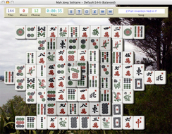 Screenshot 2 for Mah Jong Solitaire