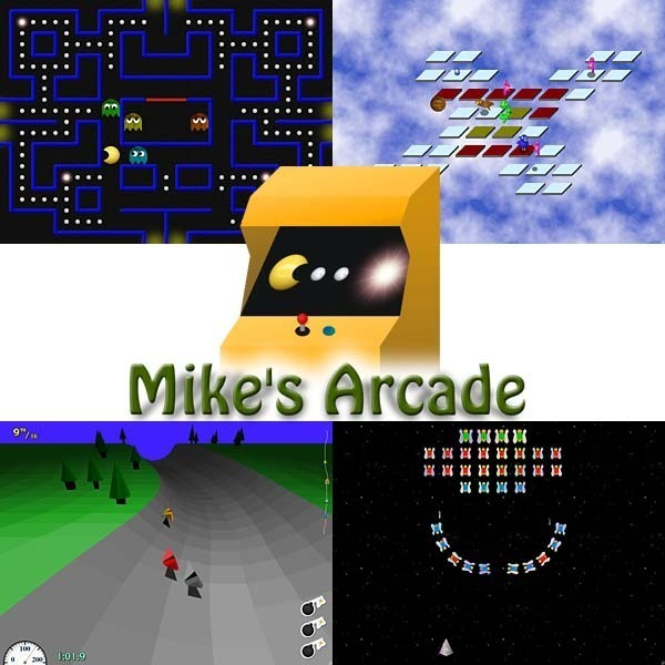 Screenshot 1 for Mike's Arcade