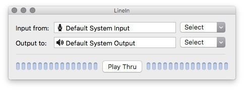 LineIn 2 3 0 free download for Mac   MacUpdate