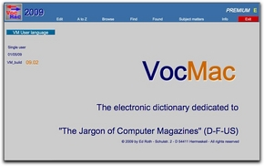 Screenshot 2 for VocMac