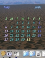 Screenshot 2 for DesktopCalendar