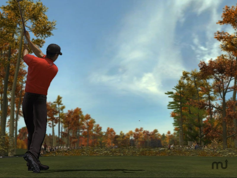 Screenshot 1 for Tiger Woods PGA Tour 2008