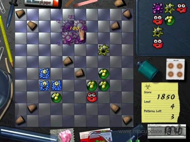 Screenshot 1 for Germs