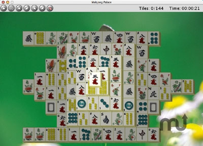 Screenshot 1 for Mahjong Palace
