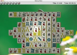 Screenshot 2 for Mahjong Palace
