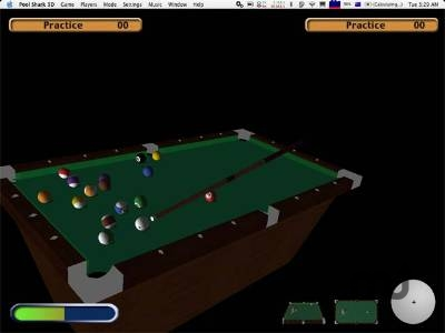 Screenshot 1 for Pool Shark 3D