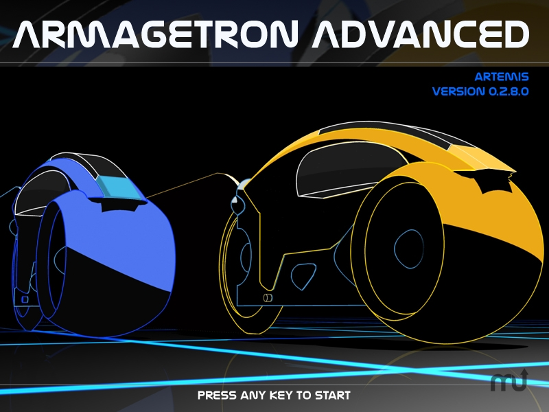 Screenshot 1 for Armagetron Advanced