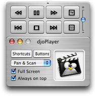 Screenshot 2 for djoPlayer