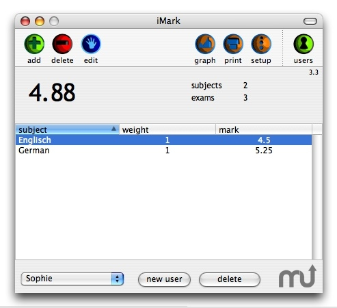 Screenshot 1 for iMark