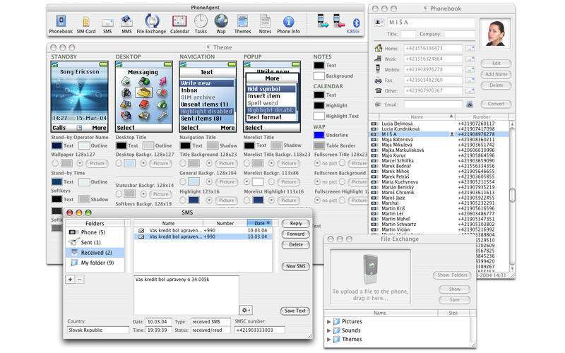 Screenshot 1 for PhoneAgent