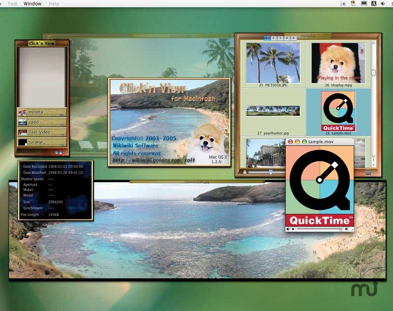 Screenshot 1 for Click'n View