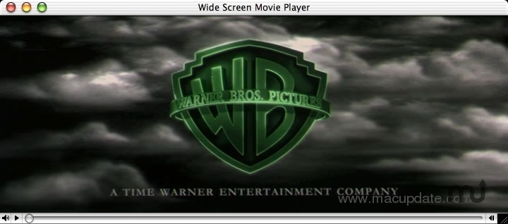 Screenshot 1 for Wide Screen Movie Player