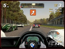 Screenshot 2 for Total Immersion Racing