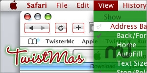 Screenshot 1 for TwistMas