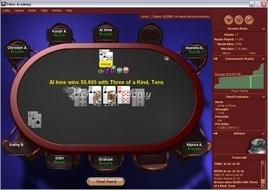 Screenshot 2 for Poker Academy Pro