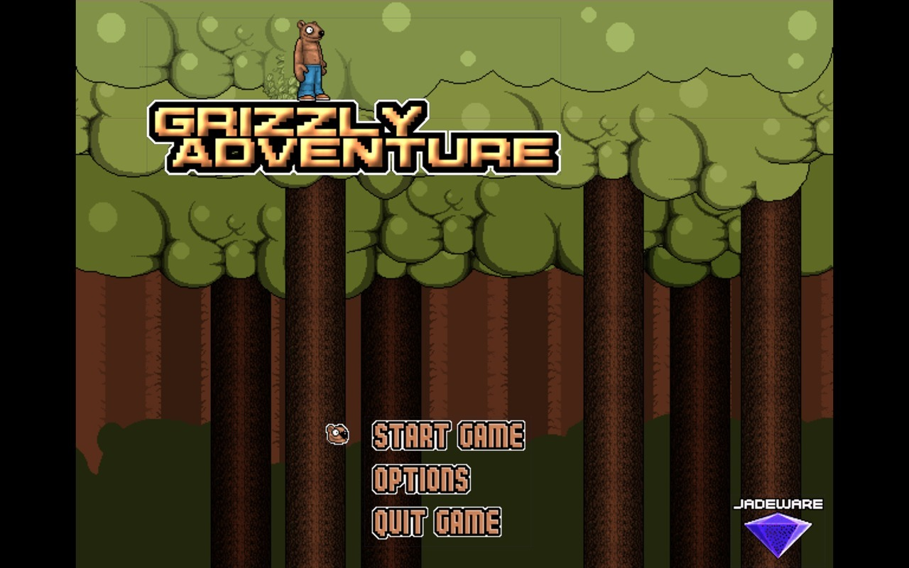 Screenshot 1 for Grizzly Adventure