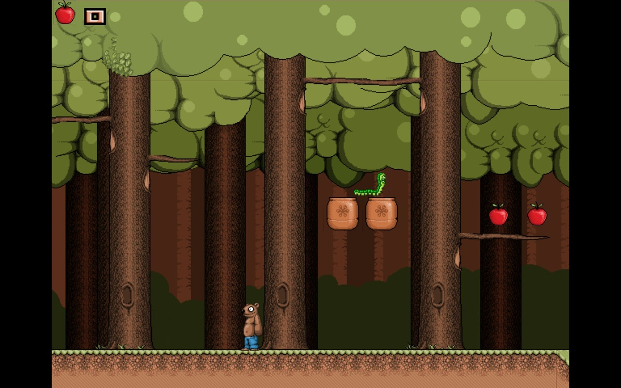 Screenshot 2 for Grizzly Adventure