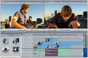 Screenshot 2 for Apple Final Cut Express
