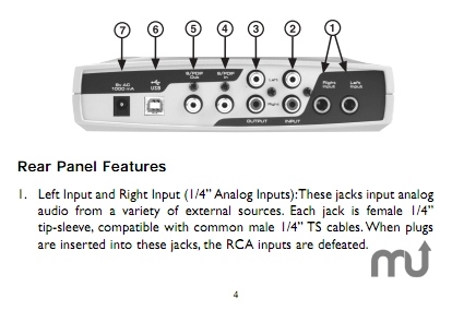Screenshot 1 for M-Audio FireWire Audiophile