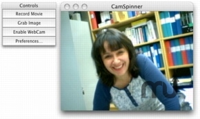 Screenshot 1 for CamSpinner