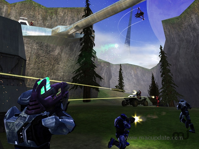 Screenshot 1 for Halo