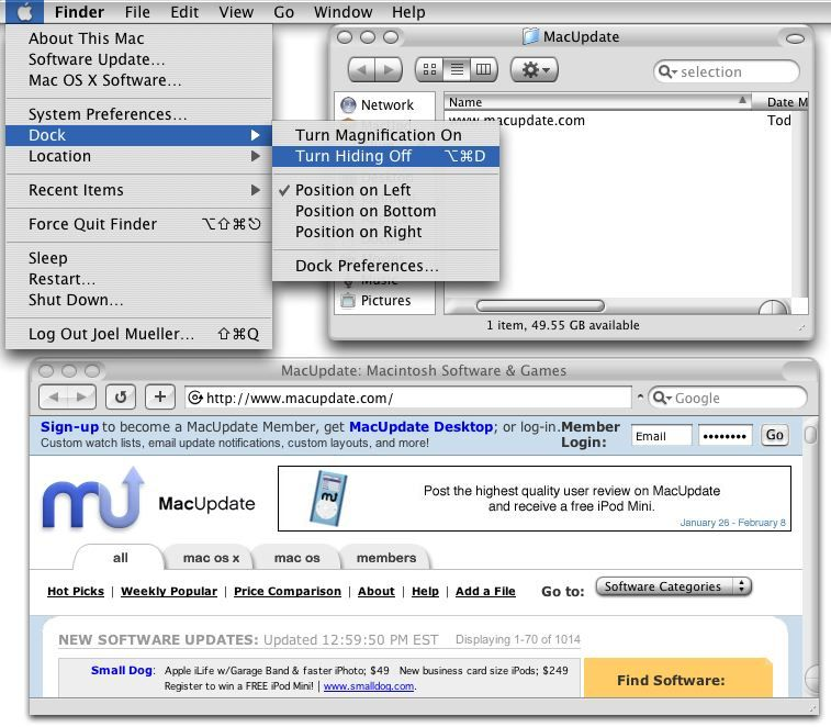 Screenshot 1 for AlumiteX