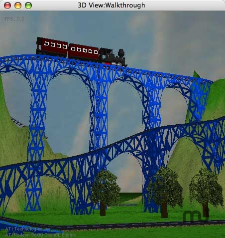 Screenshot 1 for googol-Choo-Choo 3D
