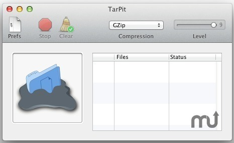 Screenshot 1 for TarPit