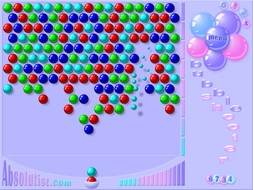 Screenshot 2 for Bubble Shooter