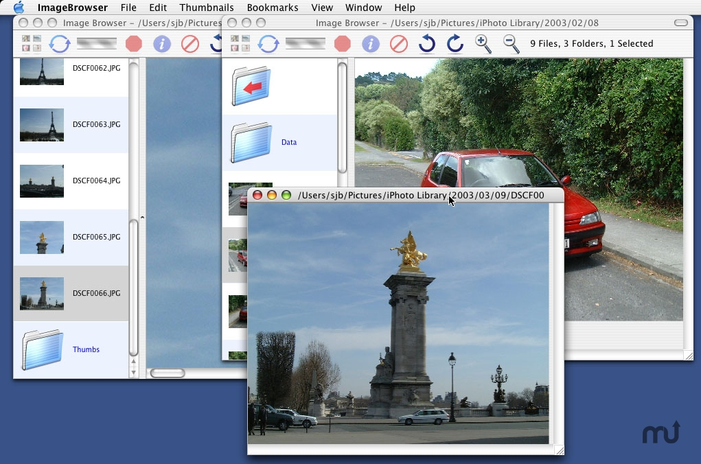 Screenshot 1 for ImageBrowser