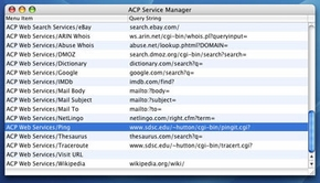 Screenshot 2 for ACP Web Services