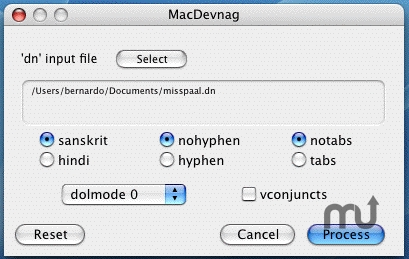 Screenshot 1 for MacDevnag