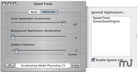 Screenshot 1 for Speed Freak