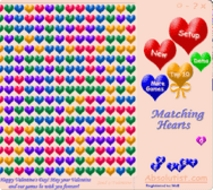 Screenshot 2 for Matching Hearts