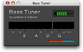 Screenshot 2 for RK Bass Tuner