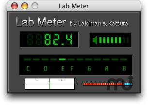 Screenshot 1 for Lab Meter
