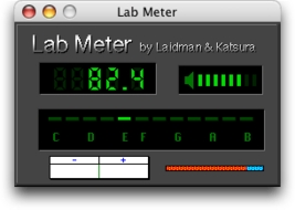 Screenshot 2 for Lab Meter