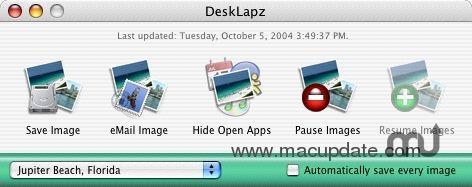 Screenshot 1 for DeskLapz