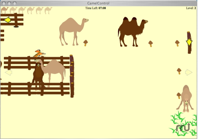 Screenshot 1 for CamelControl