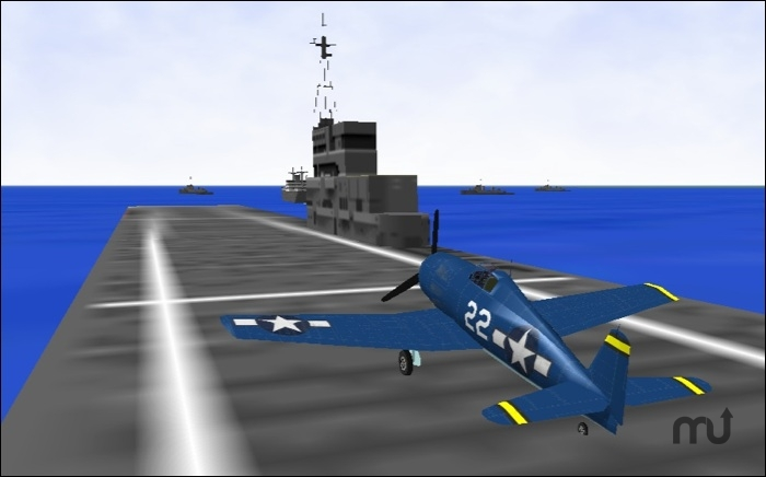 Screenshot 1 for OSX SkyFighters 1945