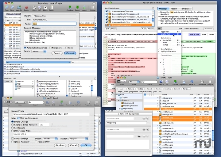 SvnX for Mac - Free download and software reviews - CNET ...
