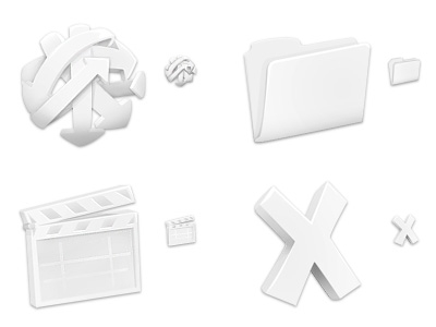 Screenshot 2 for Puft System Icons