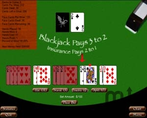Free blackjack software mac