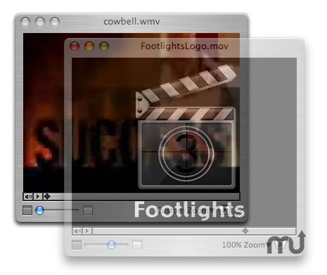 Screenshot 1 for Footlights
