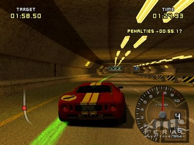 Screenshot 1 for Ford Racing 2