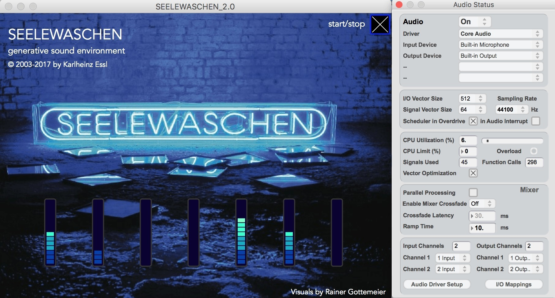 Screenshot 1 for SEELEWASCHEN