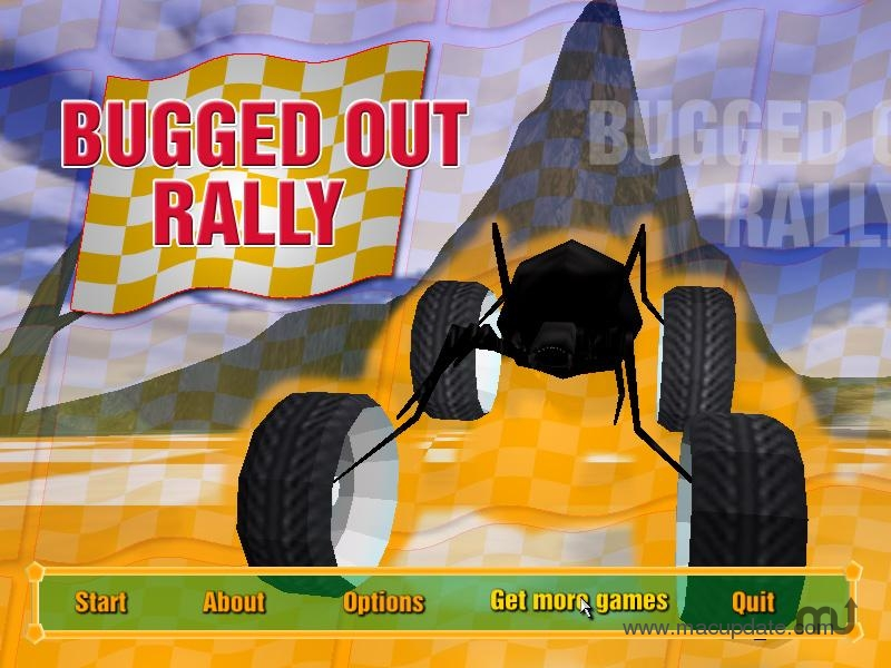 Screenshot 1 for Bugged Out Rally